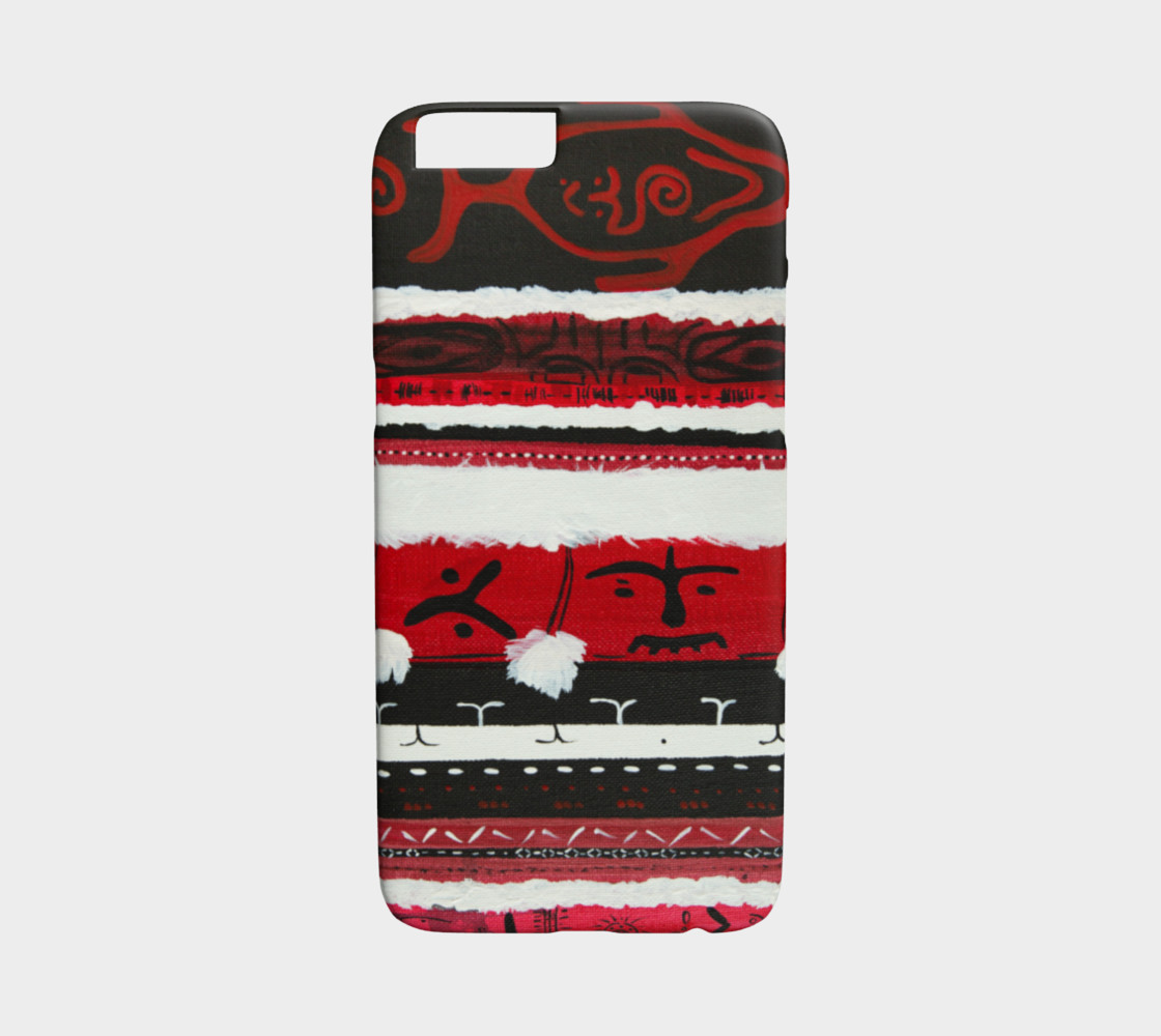 Alutiiq Dancers iPhone 6/6s preview #1