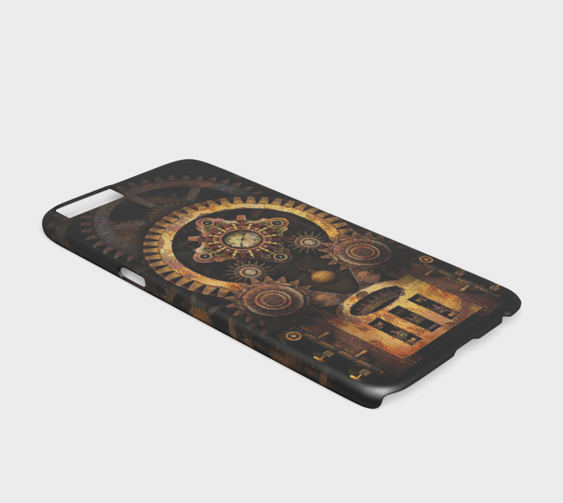 Infernal Steampunk Machine #2 iPhone 6/6S Cases preview #2