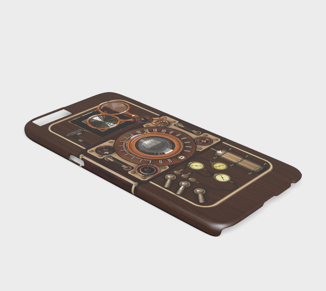 Vintage Steampunk TLR Camera iPhone 6/6S Cases preview #2