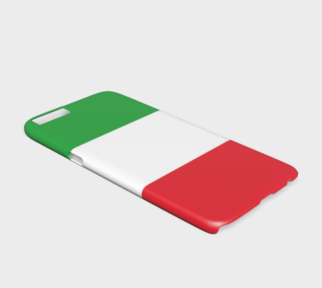 Italian Flag iPhone 6 case preview #2