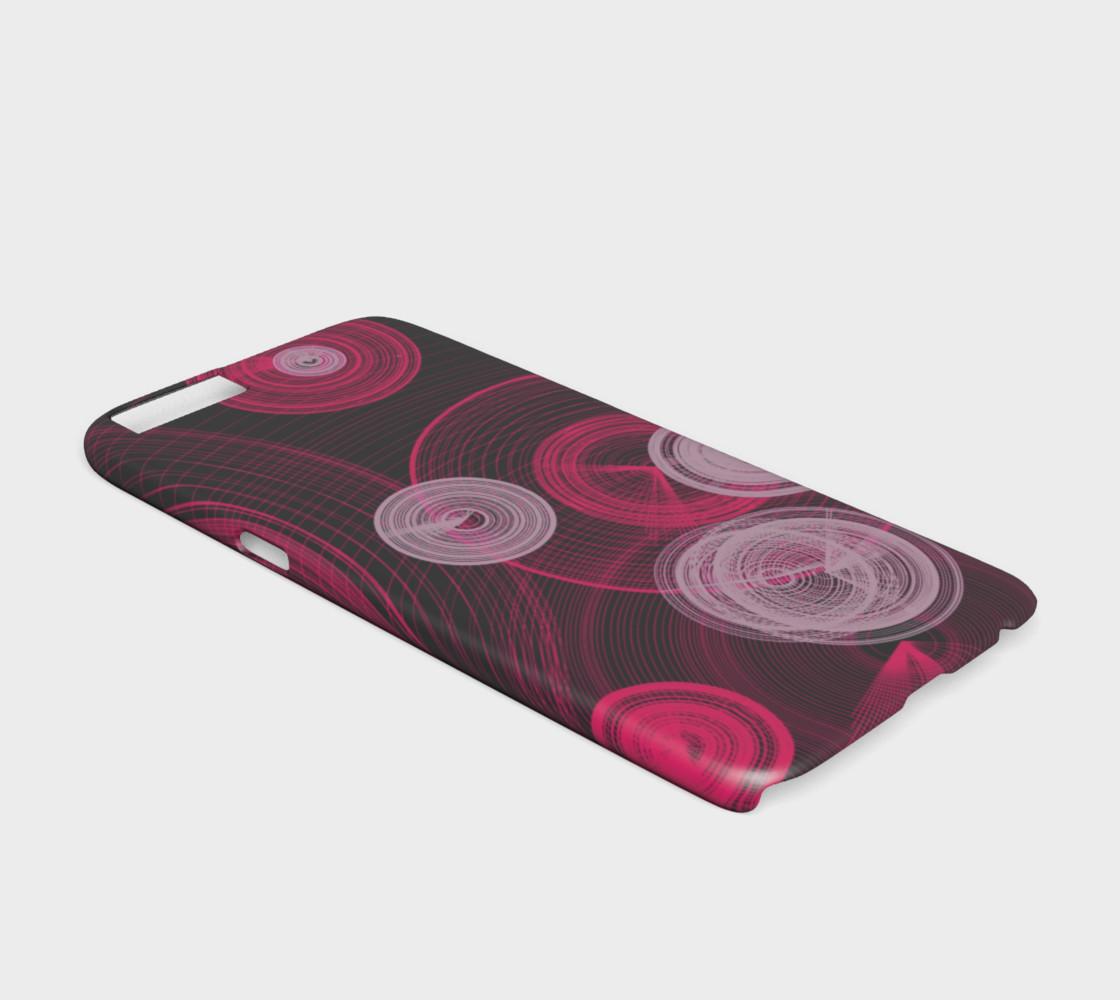 Aperçu de Circles iPhone 6 Case #2