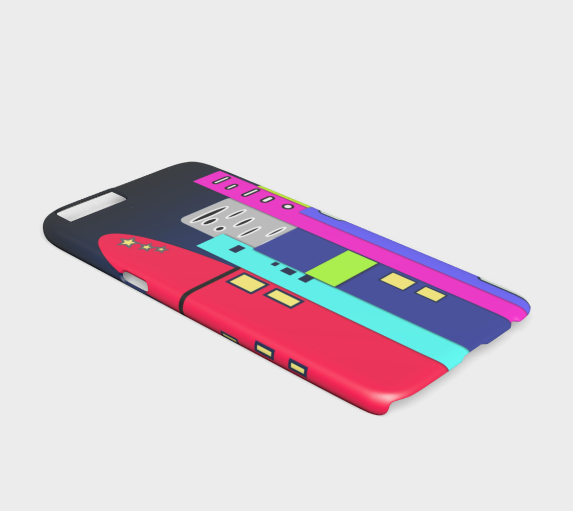 Space City iPhone 6 Case preview #2