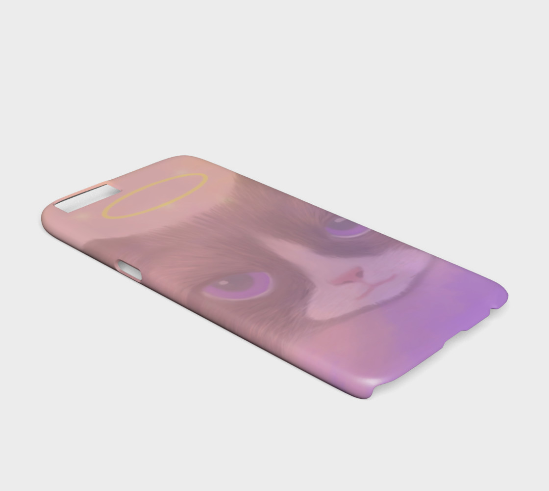 Cosmic Cat iPhone 6 / 6S Case preview #2