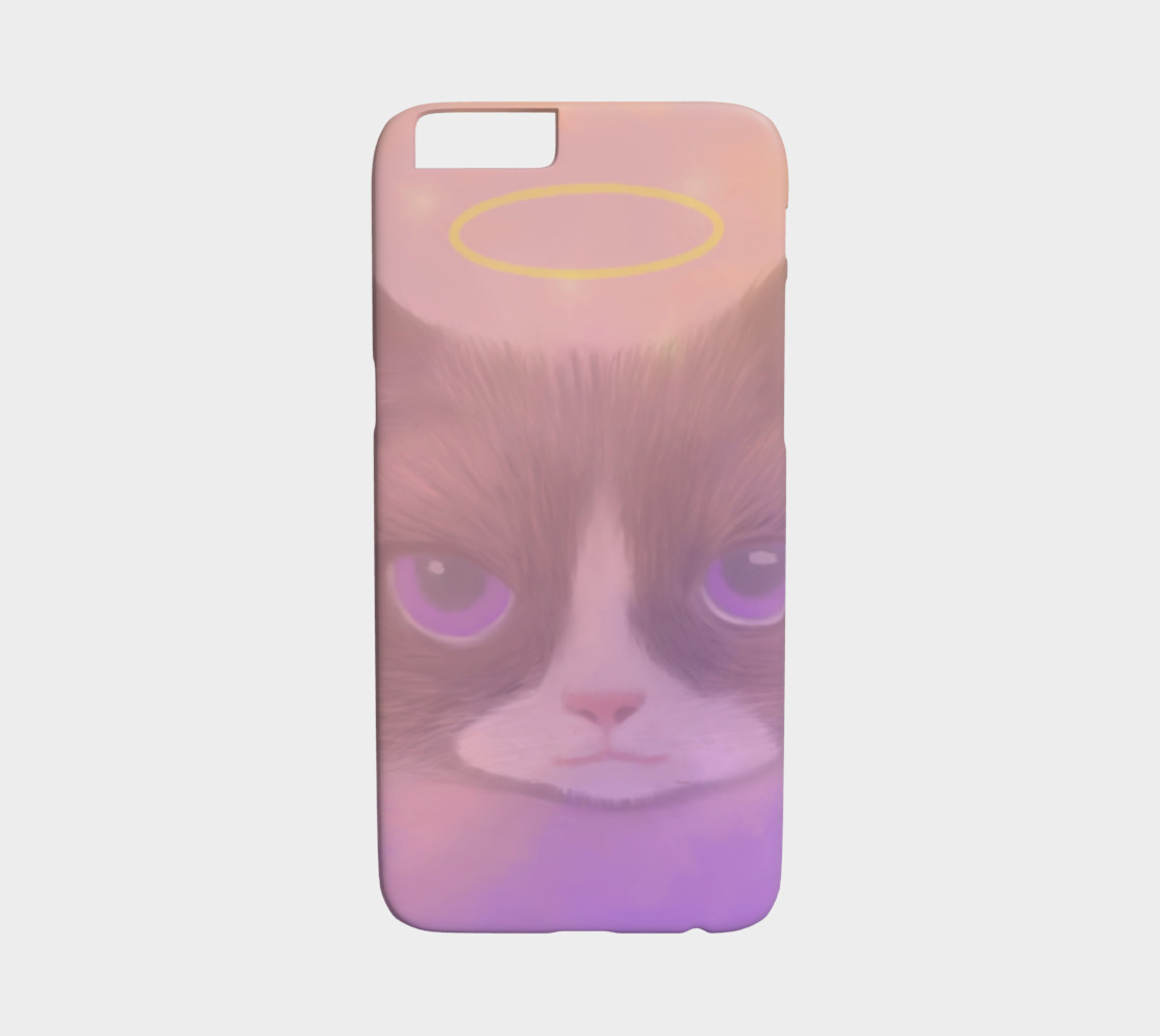 Cosmic Cat iPhone 6 / 6S Case preview #1