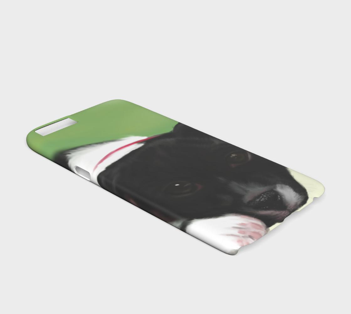 Aperçu de Waiting for the Family iPhone 6 / 6S Case #2