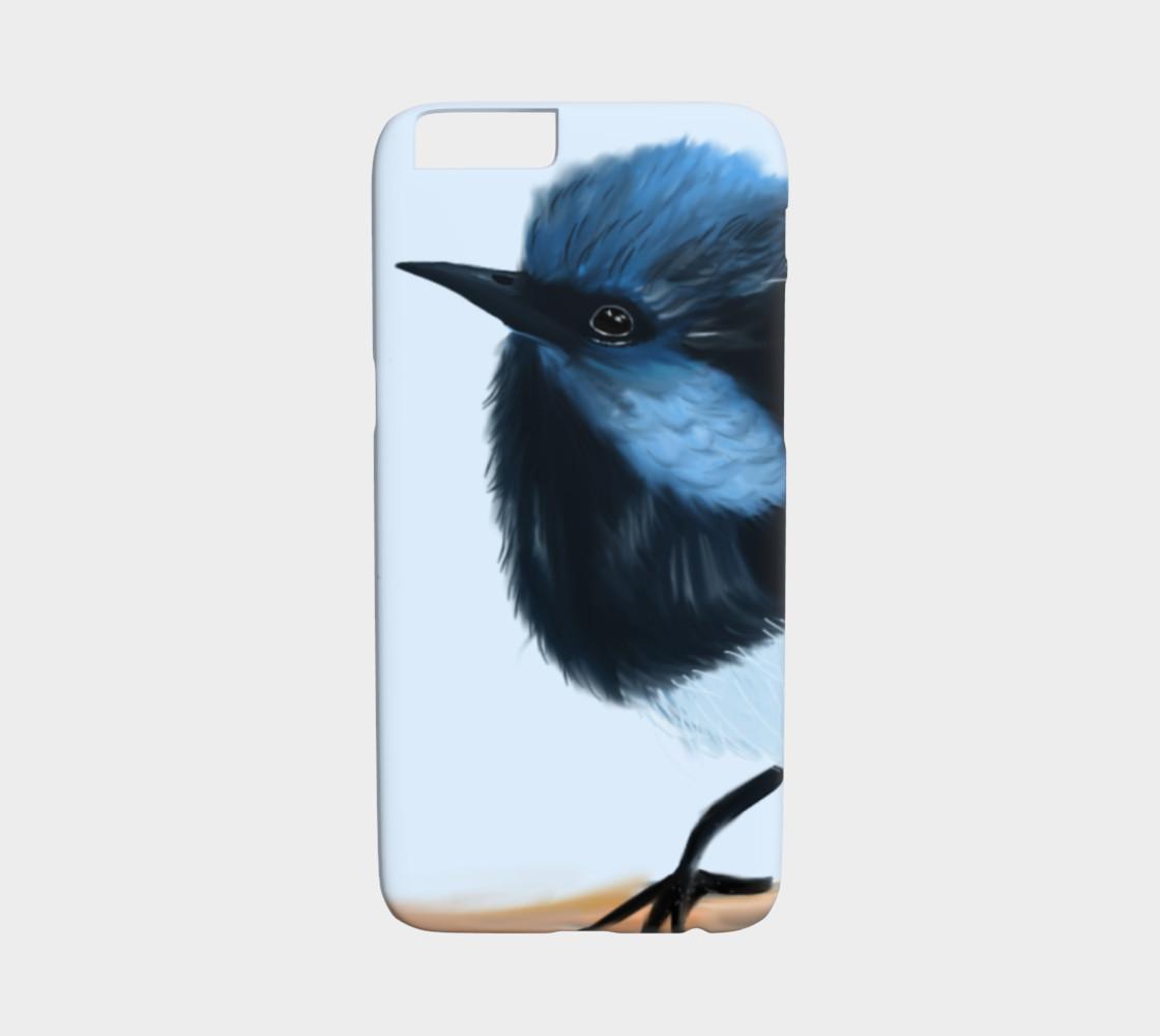 Blue Wren Big iPhone 6 / 6S Case preview #1