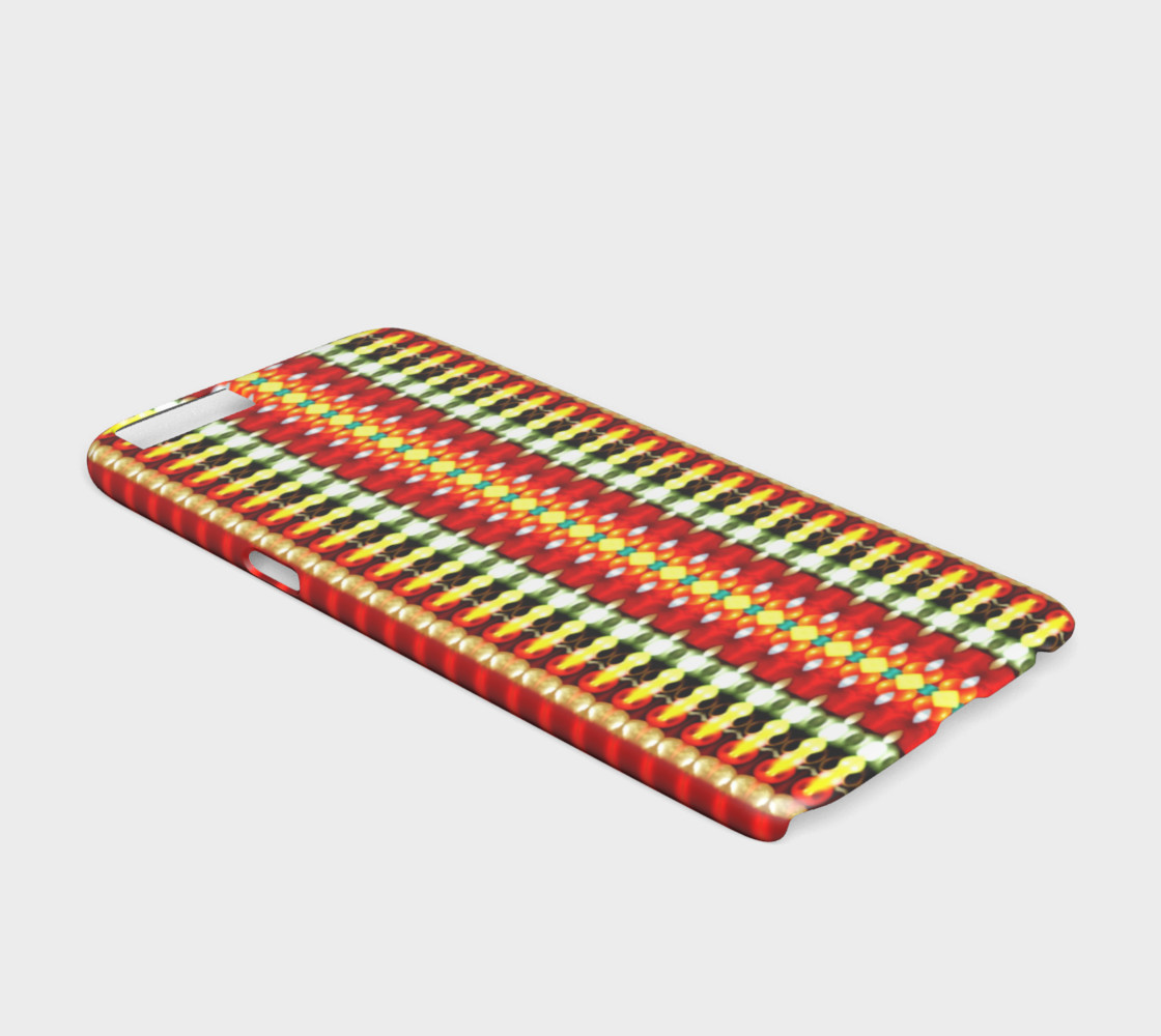 Bright Aztrec Tribal Pattern iPhone 6 /6S Case preview #2