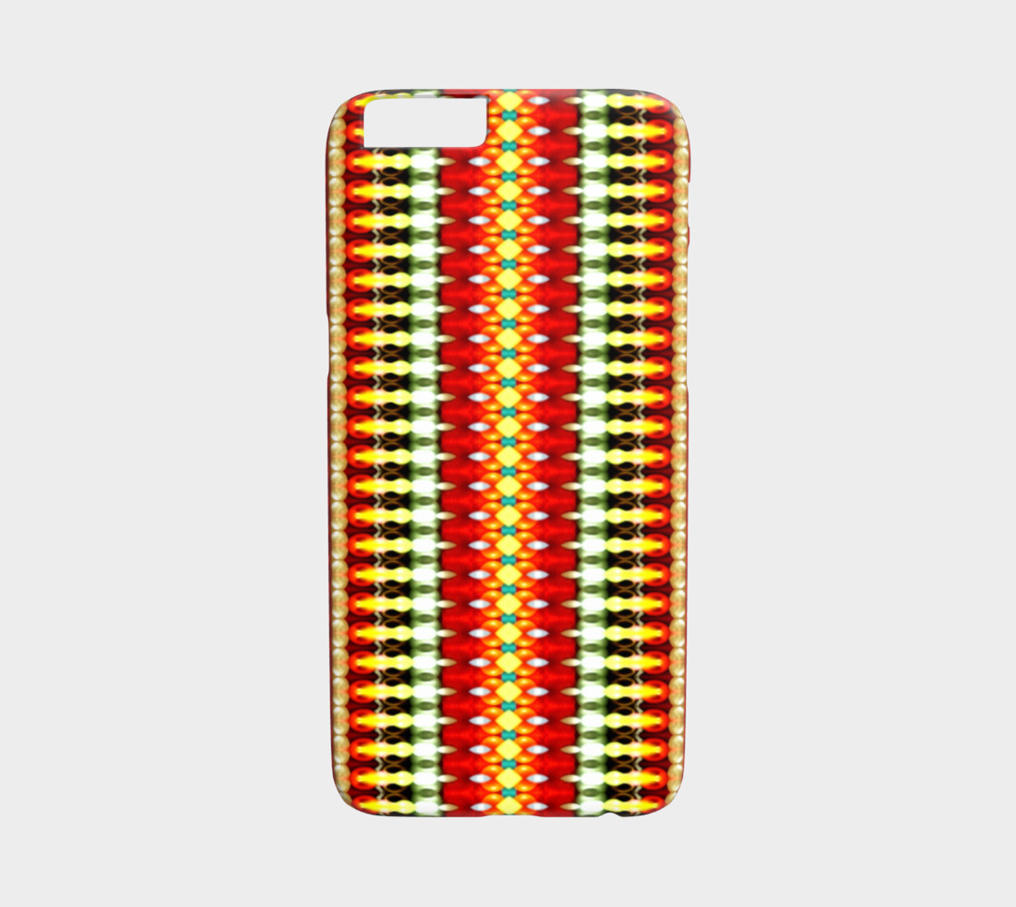 Bright Aztrec Tribal Pattern iPhone 6 /6S Case preview #1