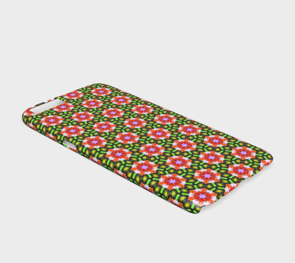 Floral Pattern iPhone 6 /6S Case preview #2