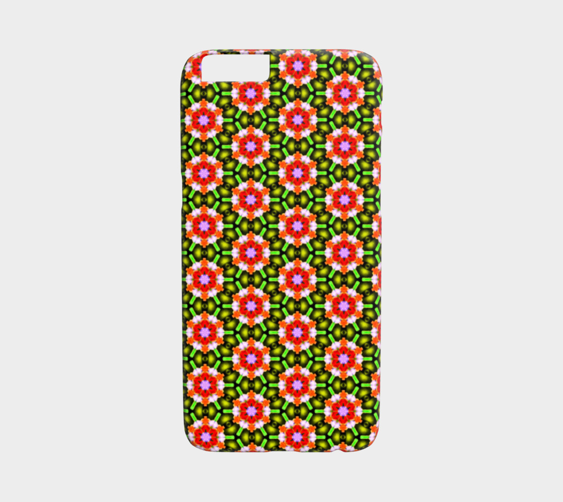 Floral Pattern iPhone 6 /6S Case preview #1