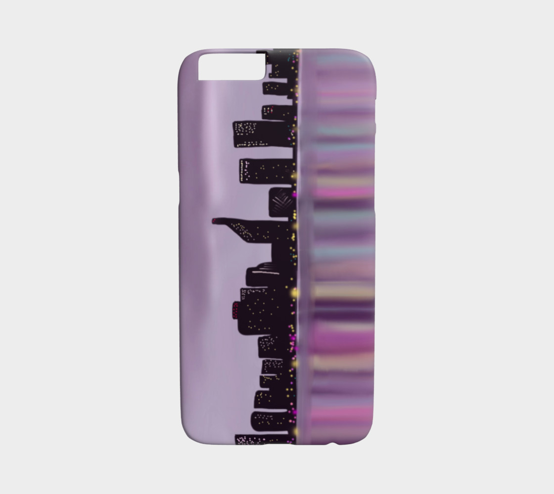 Morning Skyline iPhone 6 / 6S Case preview #1