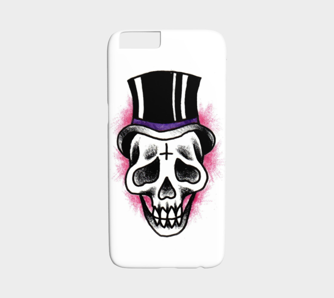 Skull iPhone 6/6S Case preview #1