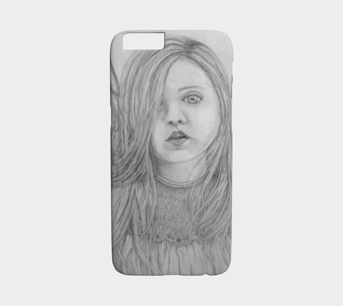 Aperçu de Angel Eyes -  iPhone 6 / 6s Phone Case #1