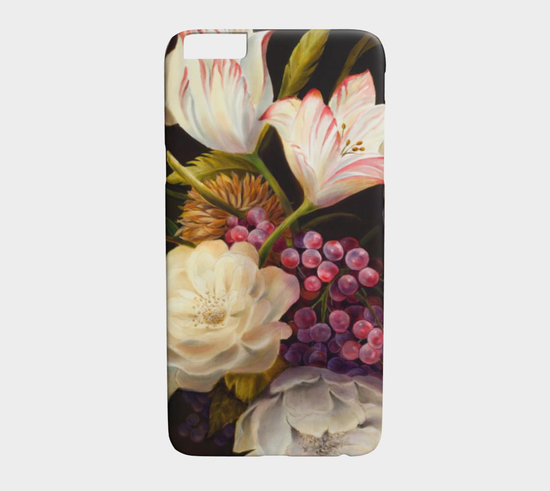 Aperçu de Winter Floral  iPhone 6 Plus / 6S CASE #1