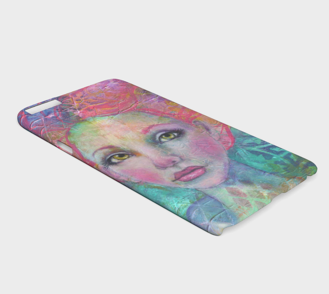 Anahalia the Mermaid  iPhone 6 / 6S Plus Phone Case thumbnail #3