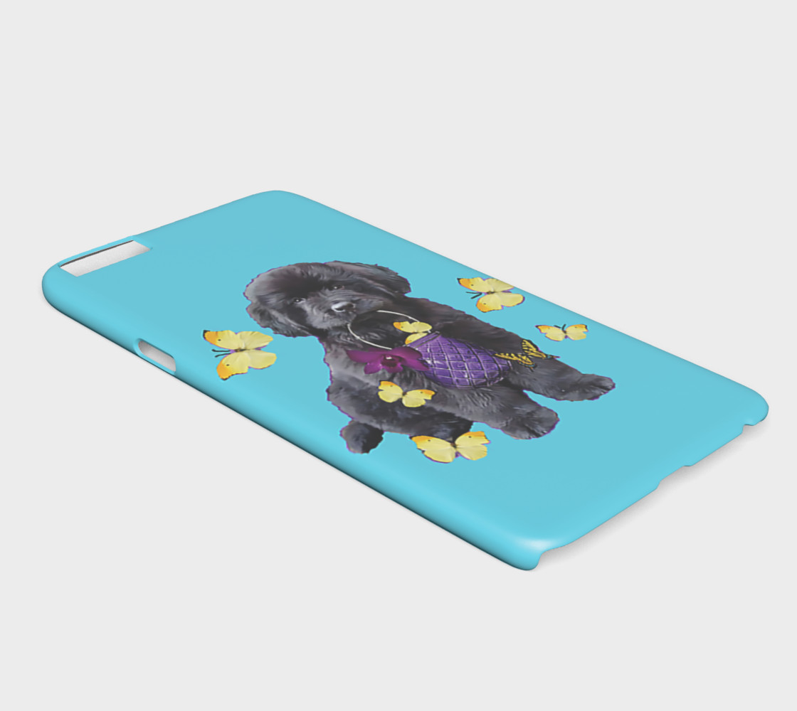 butterfly newf phone case preview #2