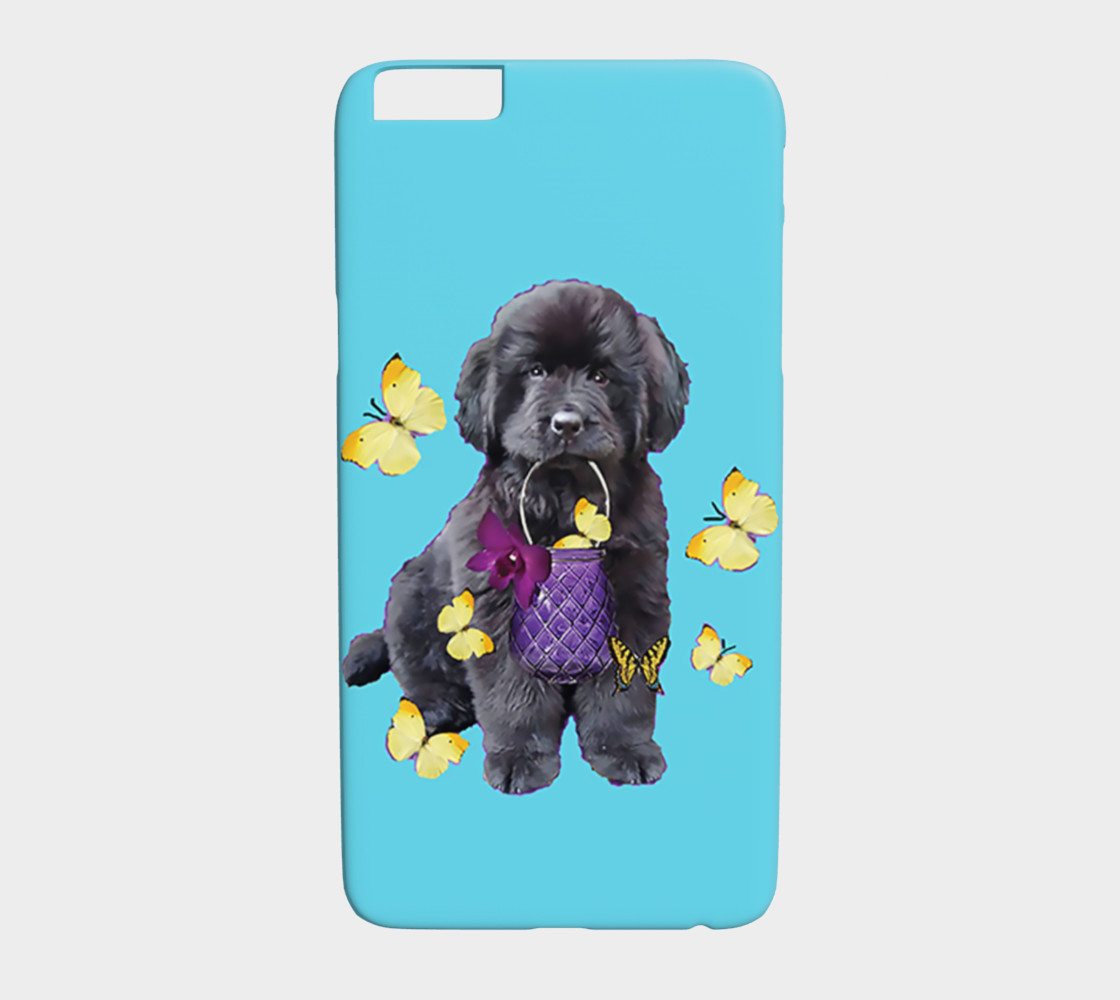 butterfly newf phone case preview #1