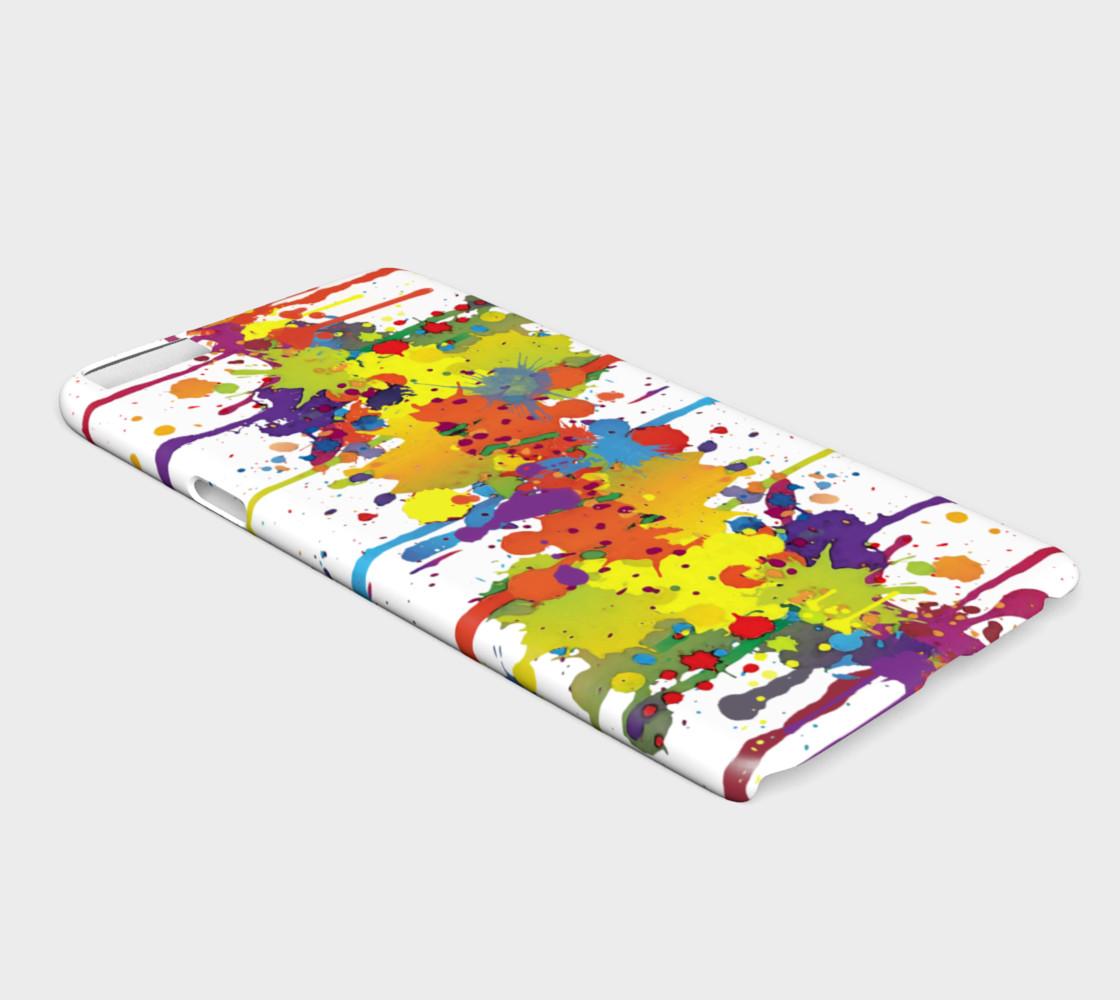 Aperçu de CRAZY multicolored double RUNNING SPLASHES #2