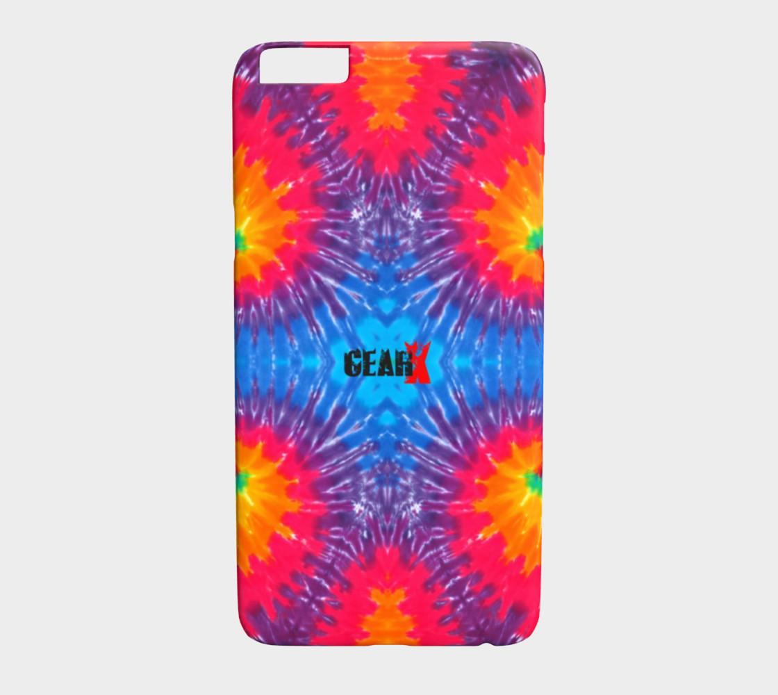 Aperçu de Abstract Fantasia iPhone 6/6S Plus Case by GearX #1