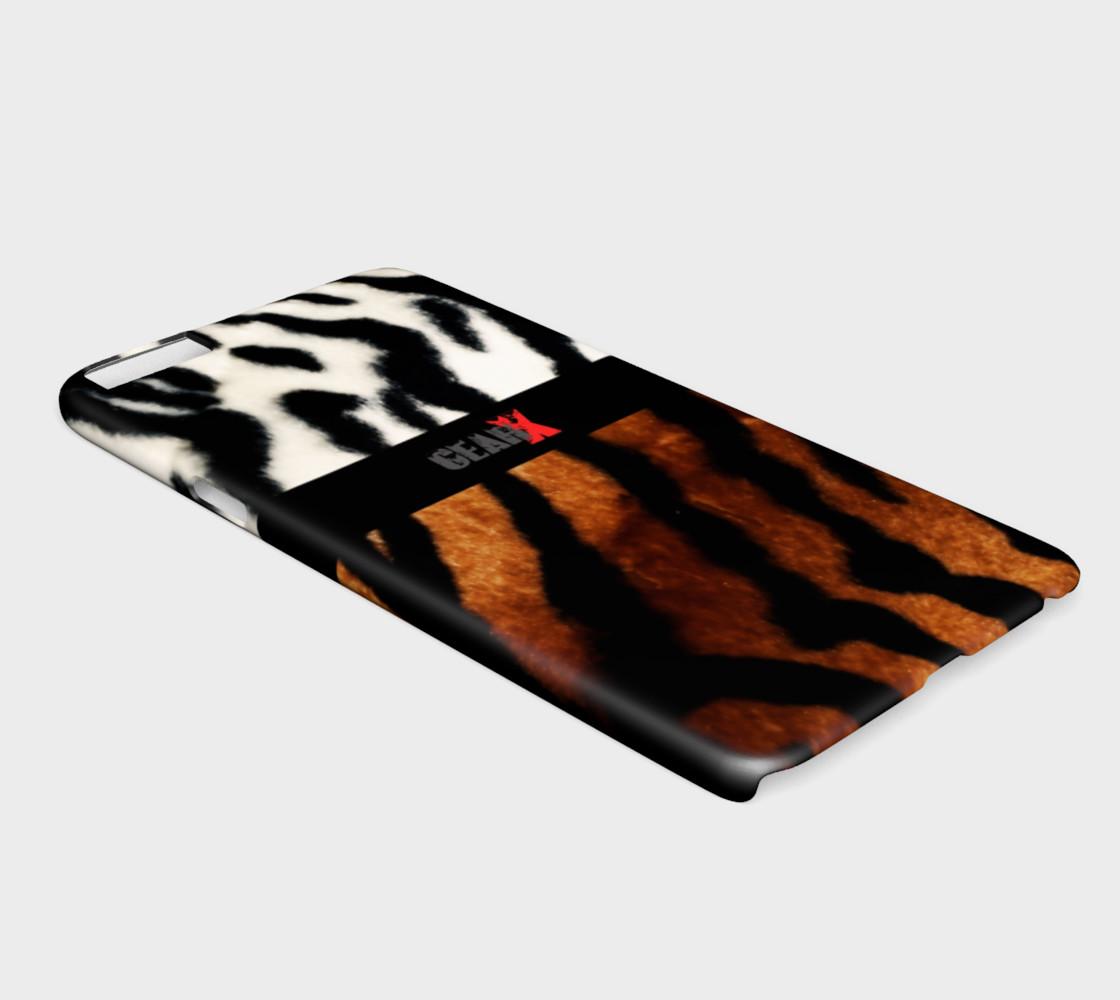 Aperçu de Tiger Fur iPhone 6/6S Plus Case by GearX #2