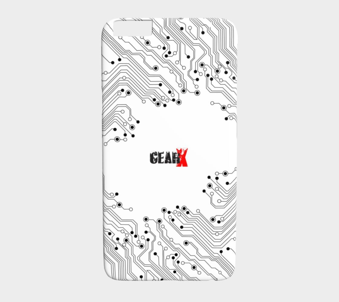Aperçu de Circuit Board iPhone 6/6S Plus Case by GearX #1