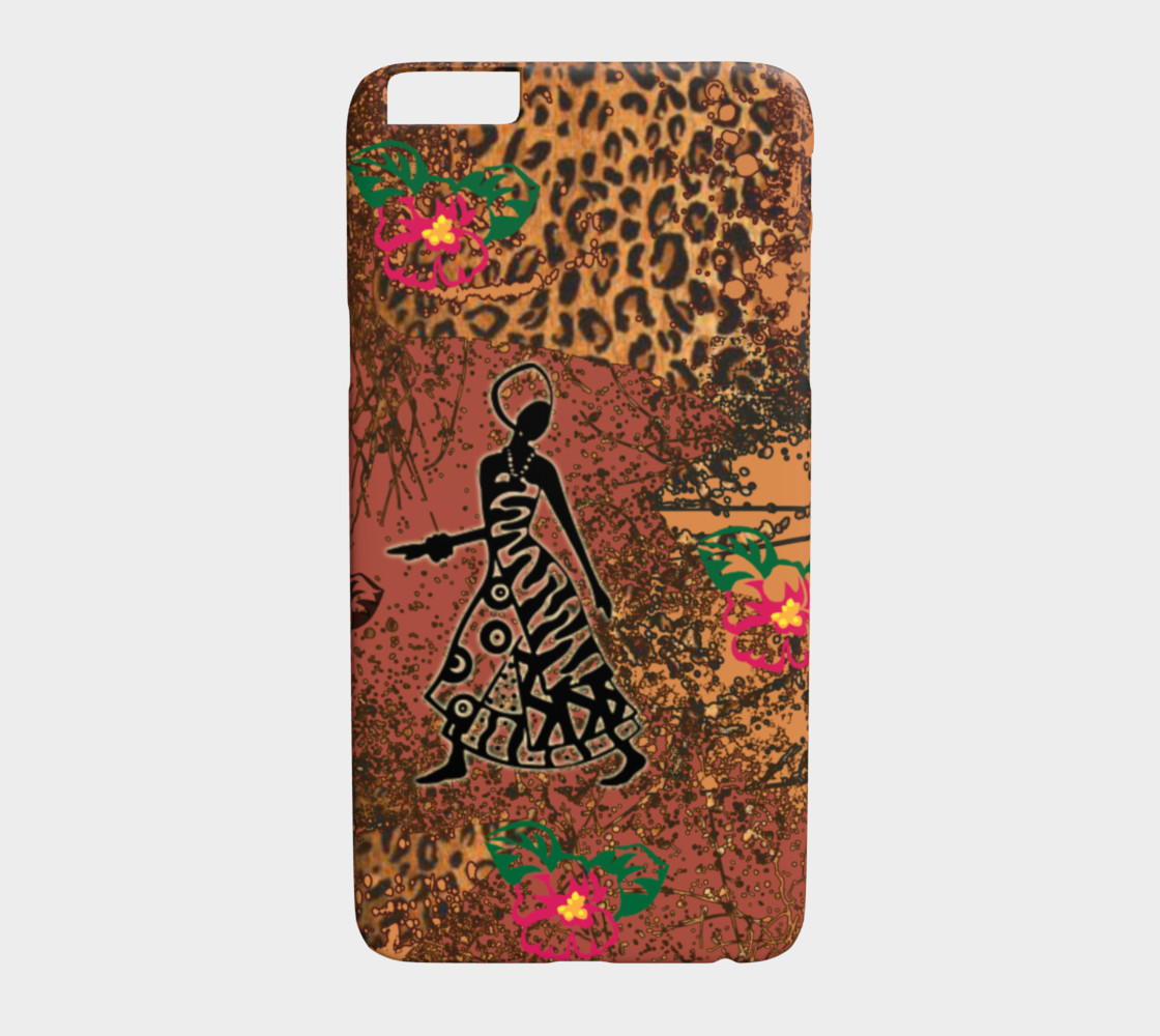 Africa iPhone 6 / 6S Plus preview #1