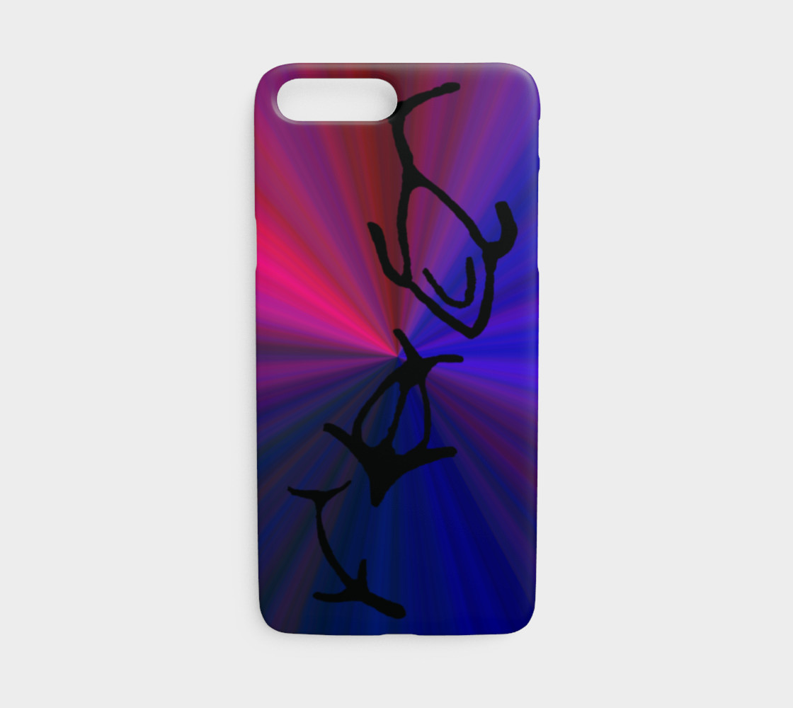 Aperçu de iPhone ⅞ Case #1