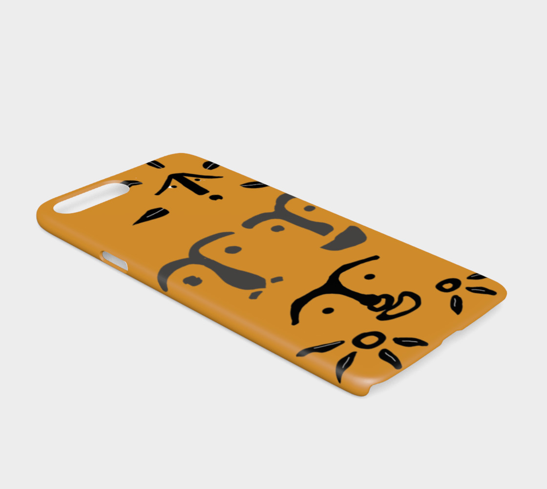 Tangerine Iphone ⅞ Case preview #2