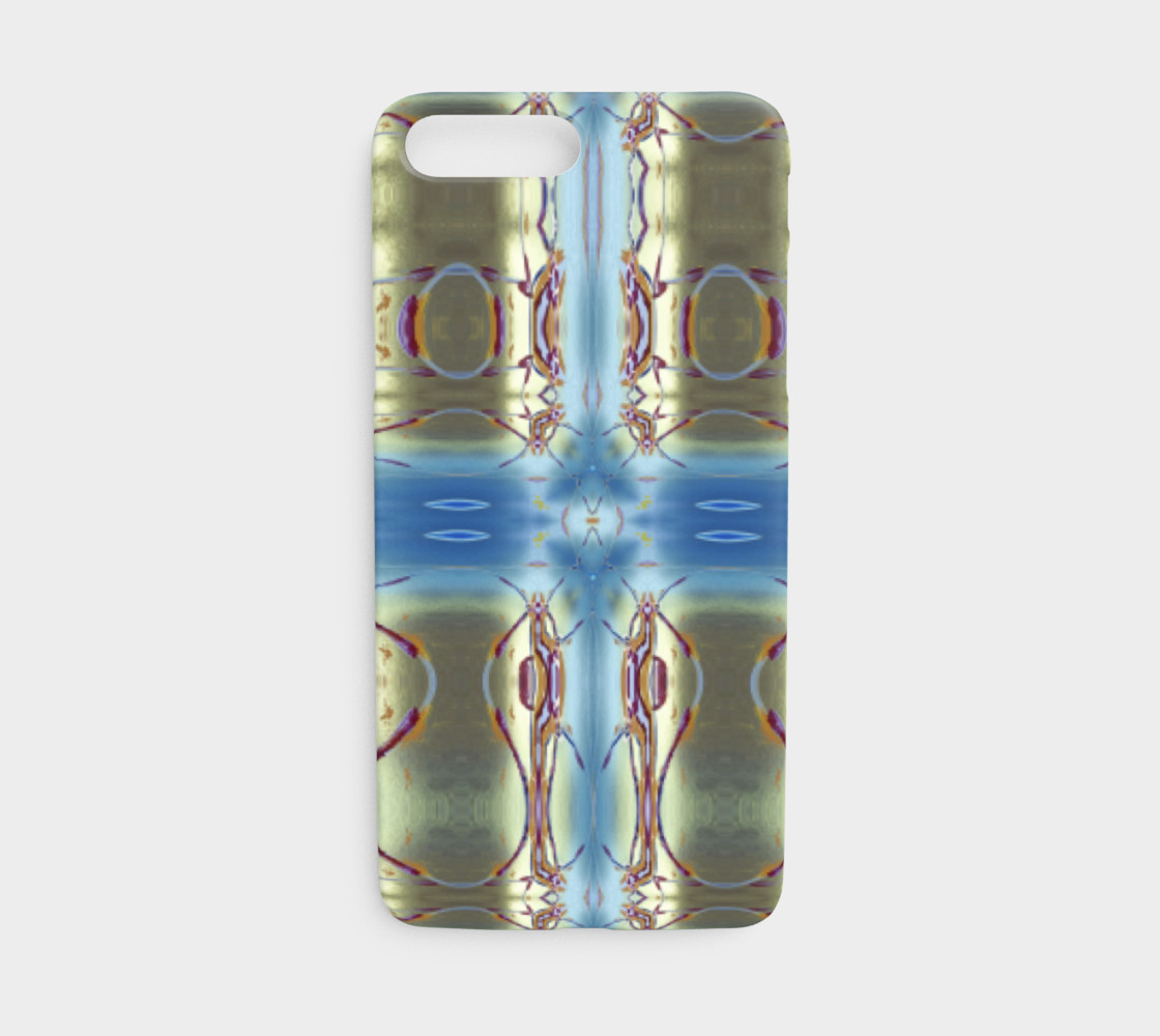 Glitter Queen Electric Cross / iPhone 7/ 8 Cover preview #1