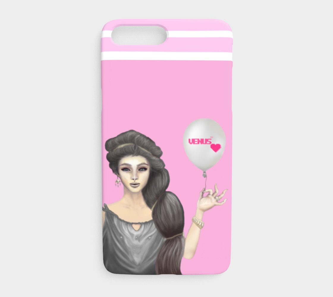 Venus . Balloon . iPhone 7 Plus / 8 Plus . Case preview #1