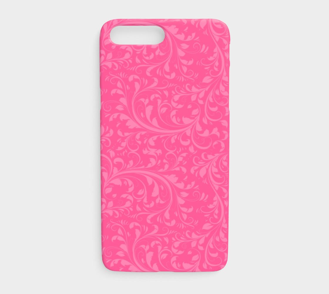 Mystique Pink iPhone 7 Plus / 8 Plus Case preview #1