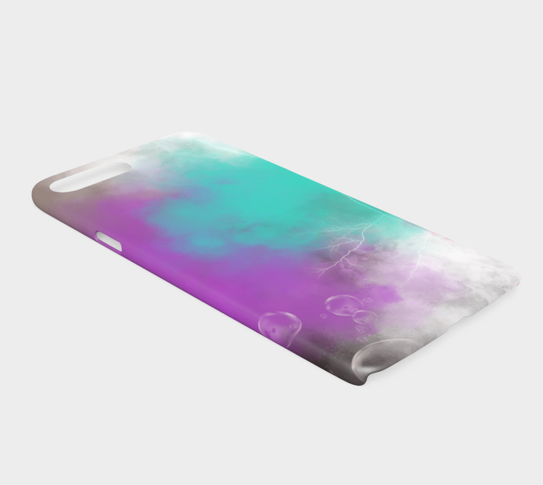 Abstract Clouds iPhone 7 / 8 Plus Case preview #2