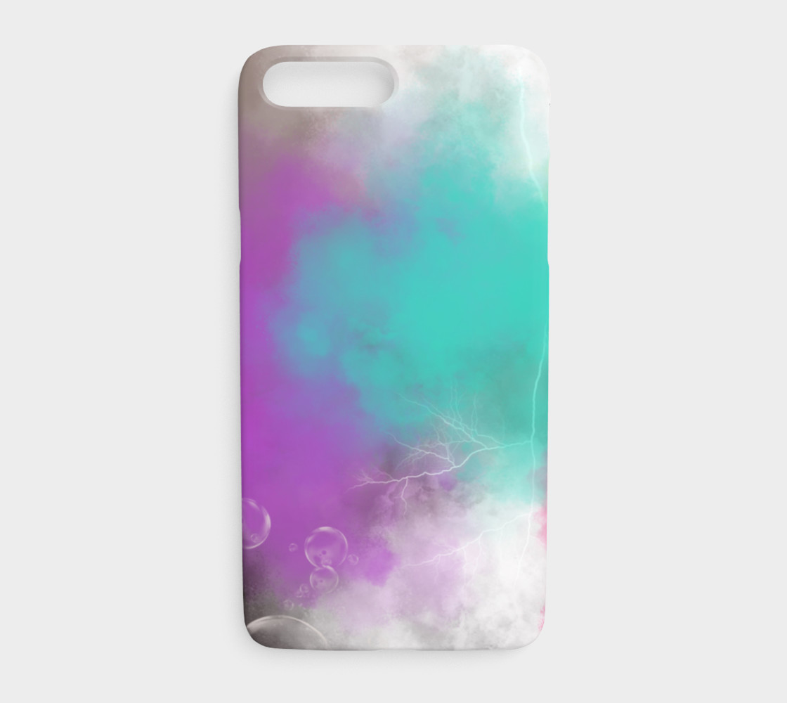 Abstract Clouds iPhone 7 / 8 Plus Case preview #1