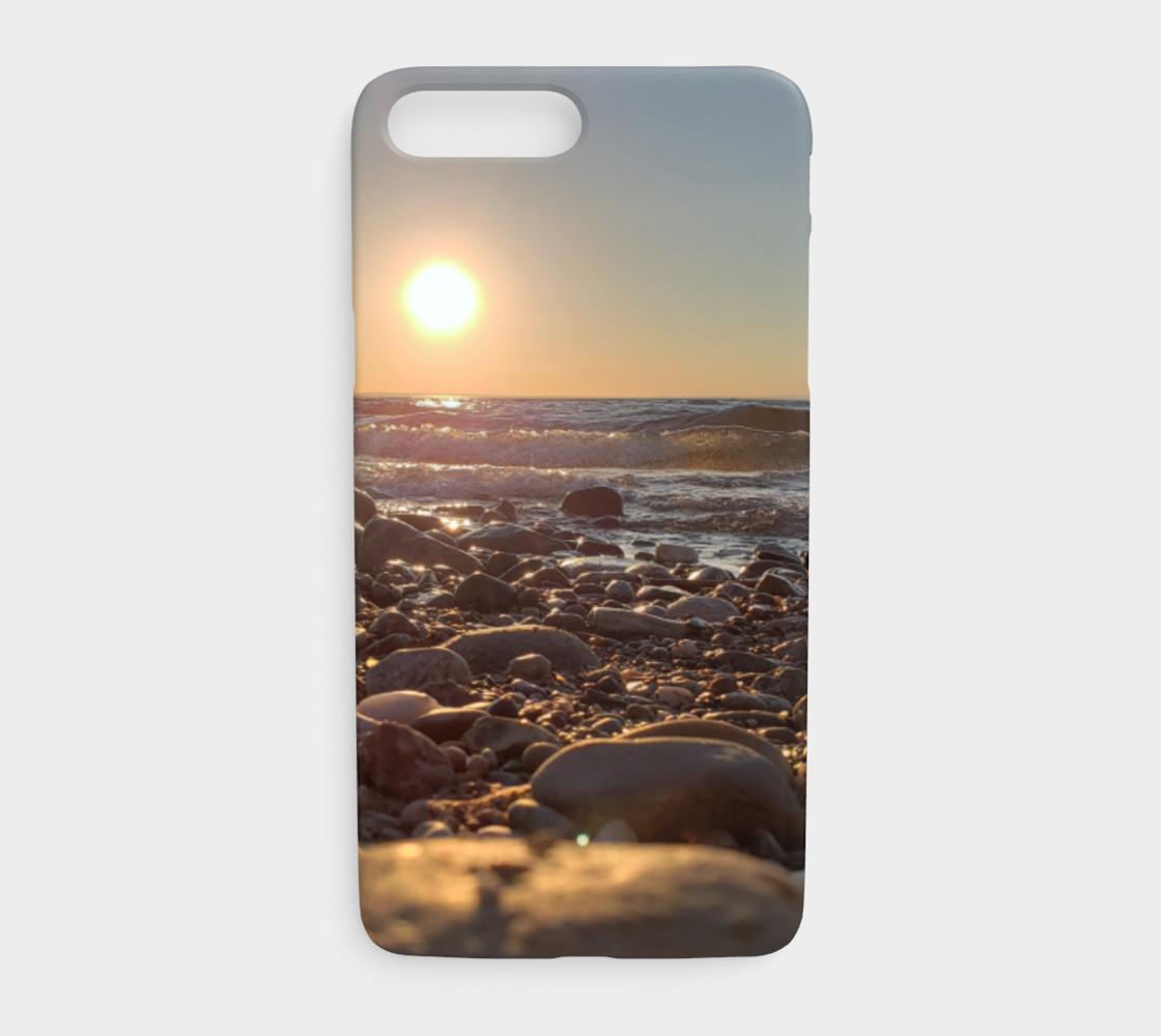 Ocean Sunset iPhone 7 Plus / 8 Plus Case preview #1