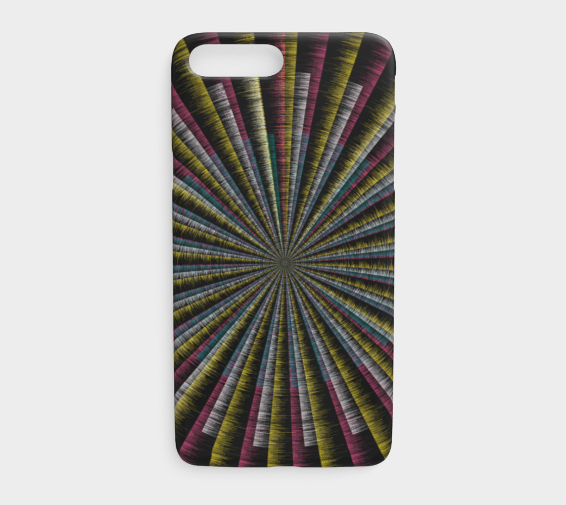 Trippy Tunnel iPhone 7 Plus / 8 Plus Case preview #1