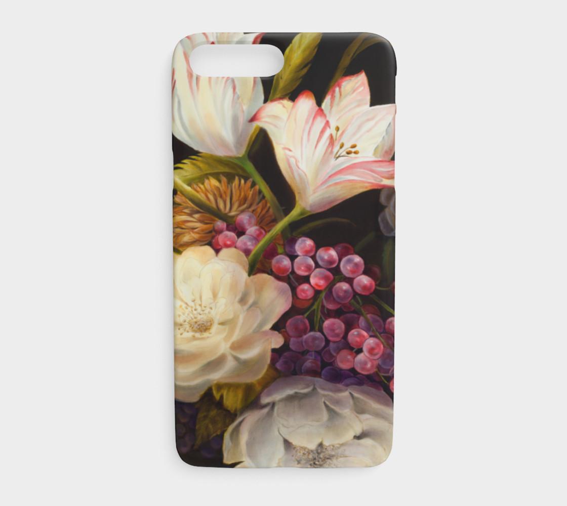 Aperçu de Winter Floral iPHONE 7 PLUS / 8 PLUS CASE #1