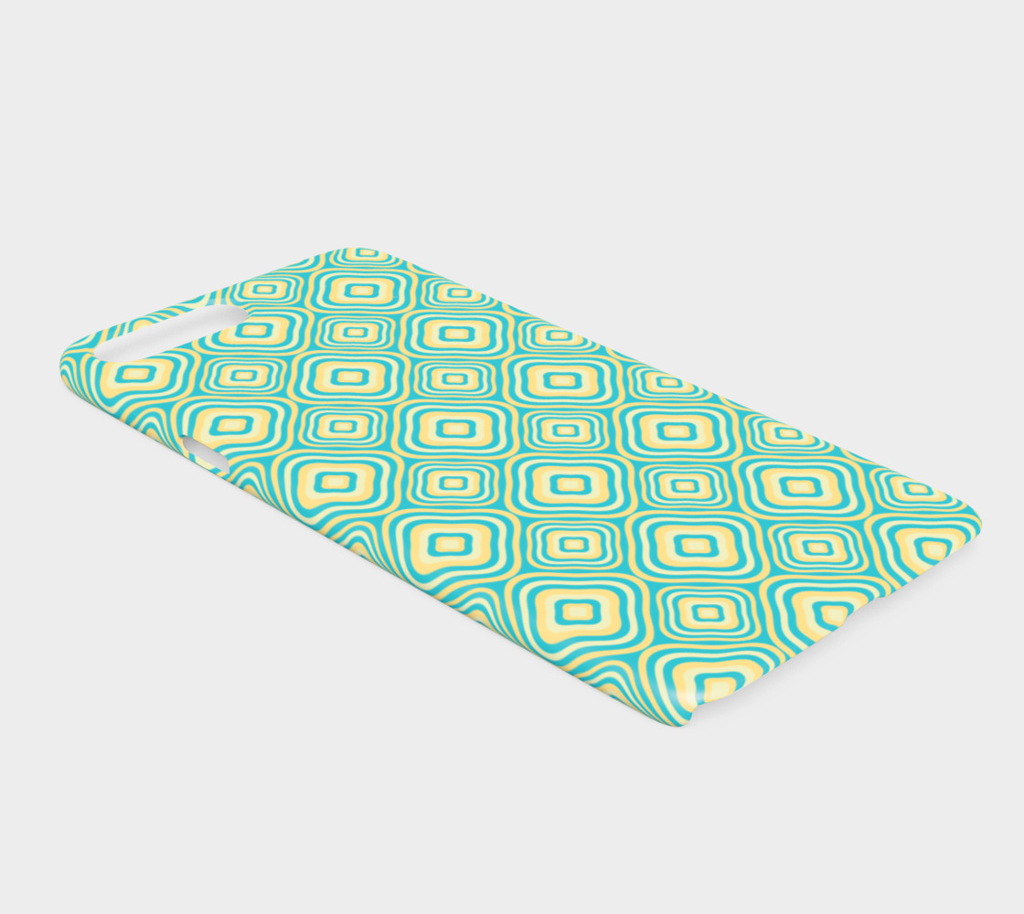 Retro round rectangle pattern preview #2