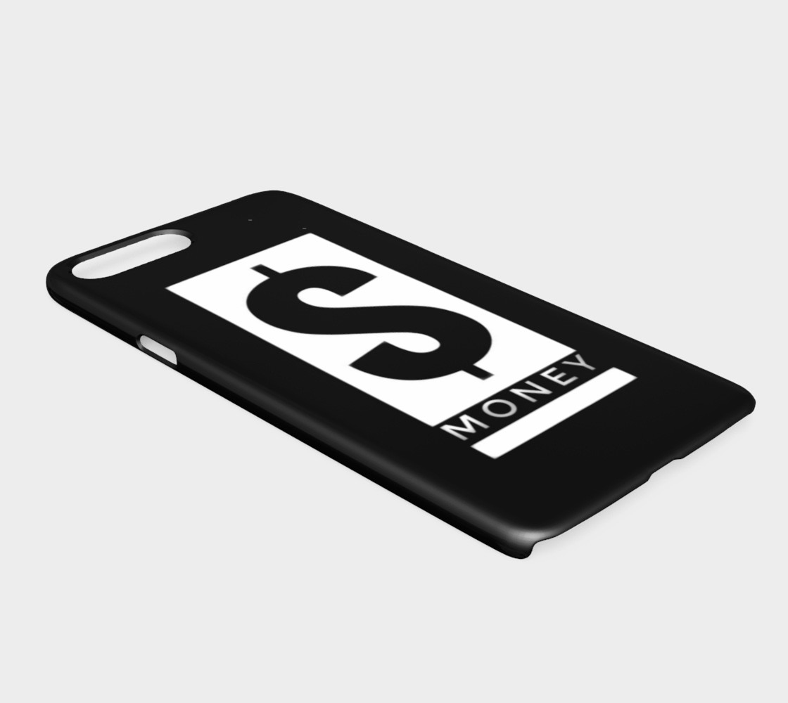 Money Cash First Part 01(Black) iphone 7-8 Plus preview #2