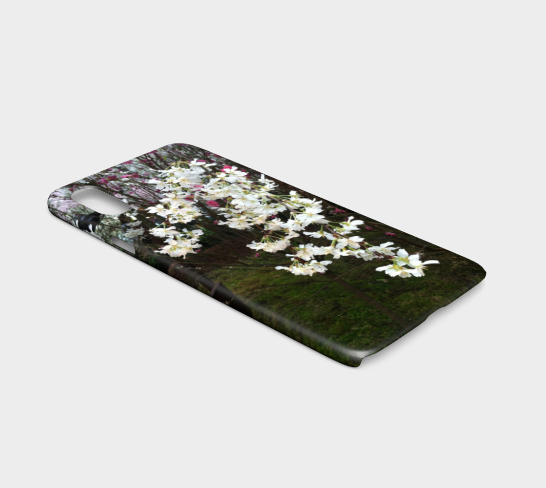 Dropping Flowers, iPhone X preview #2