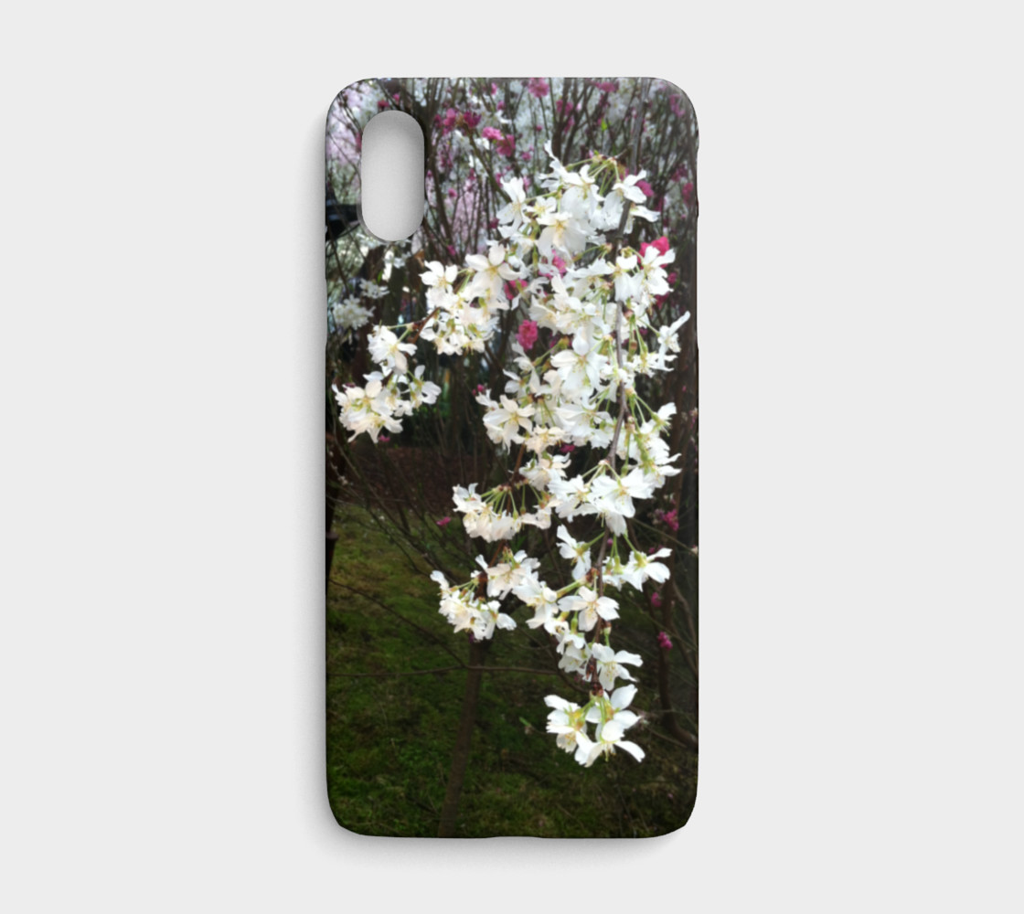 Dropping Flowers, iPhone X preview #1