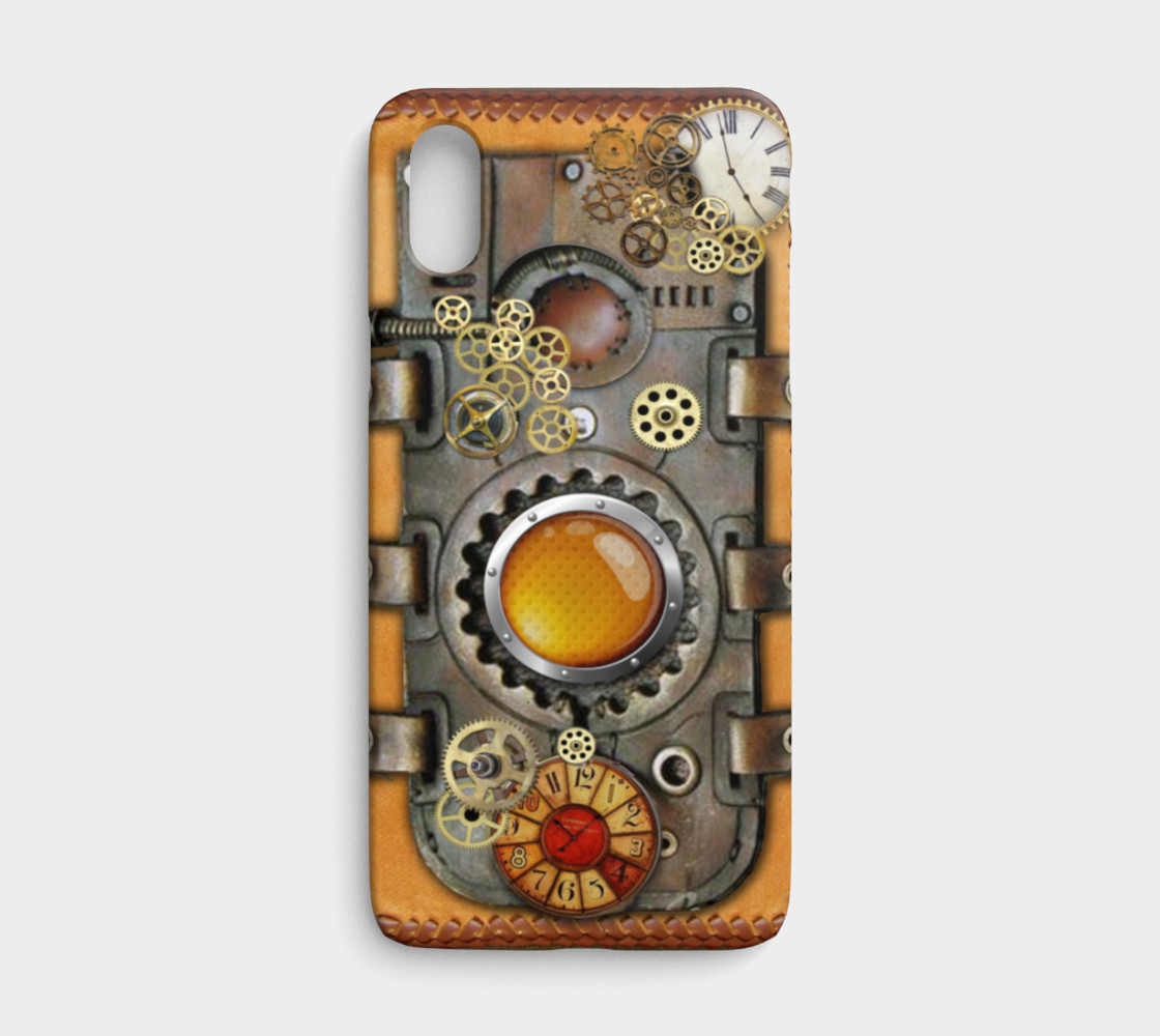 Steampunk on Leather 3D preview