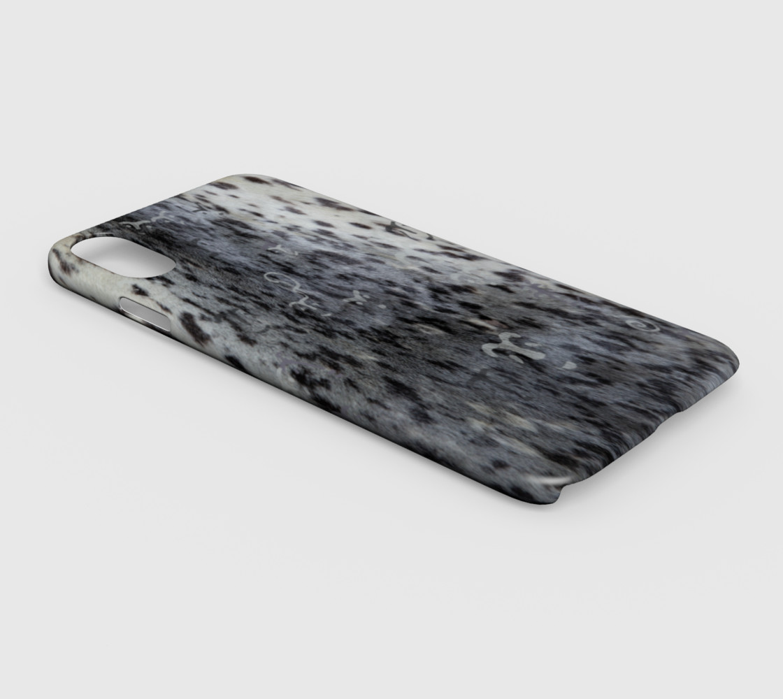 Seal Fur/petroglyph iPhone XS Max preview #2