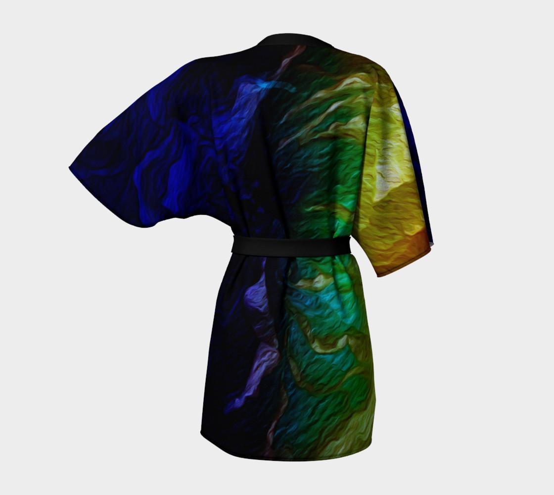 Aperçu de Finding Herself kimono Robe #4