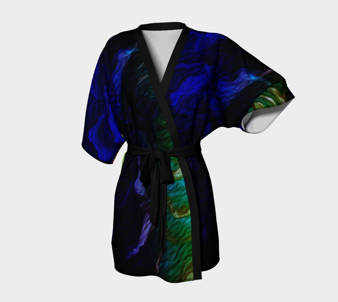 Aperçu de Finding Herself kimono Robe #1