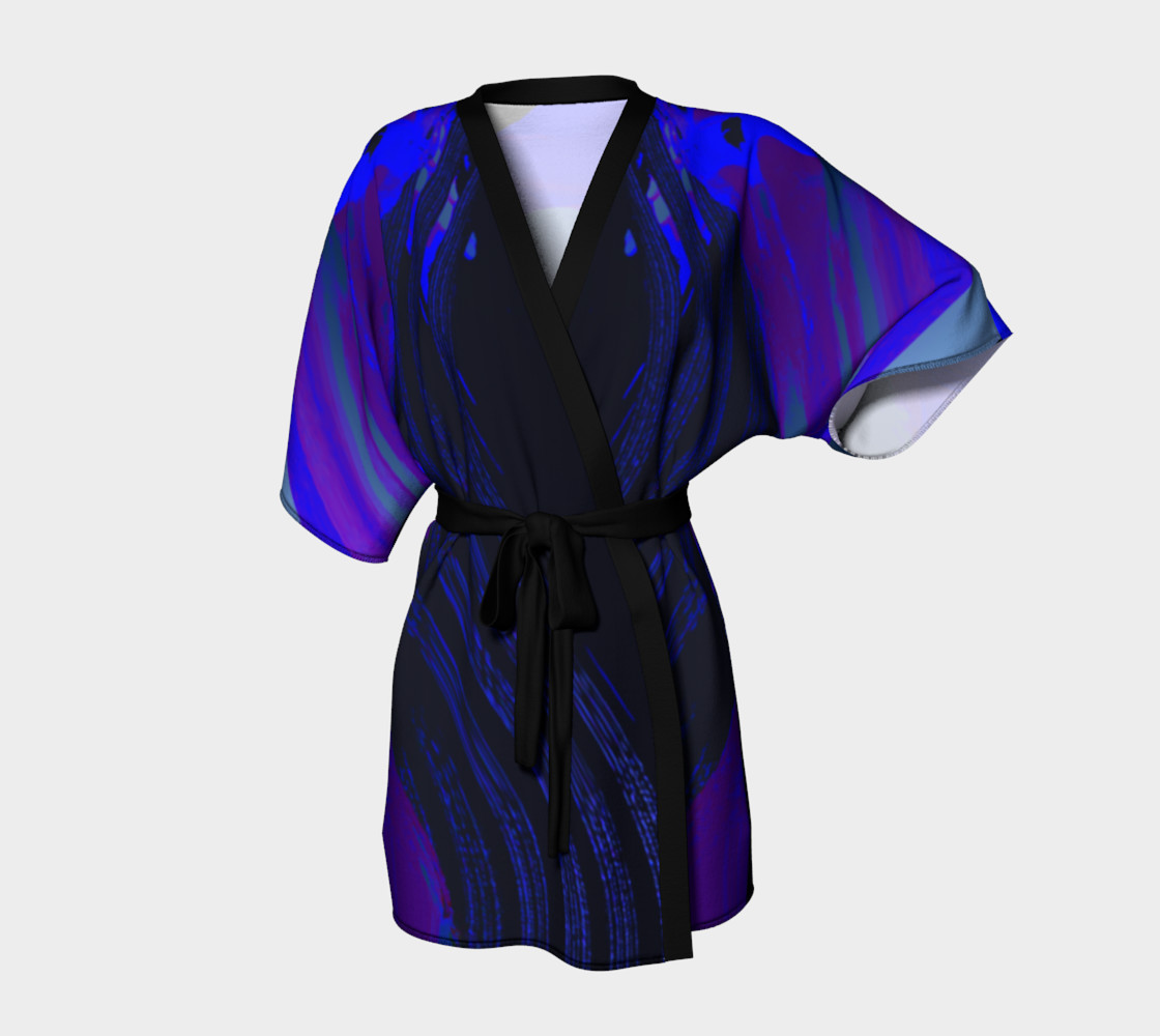 Unexpected Joy Kimono Robe preview #1