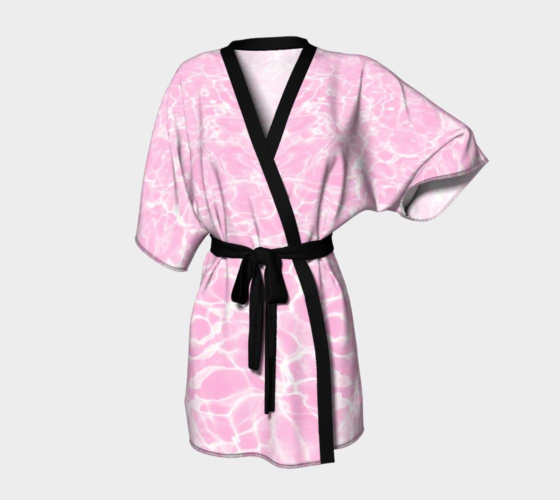 Halcyon Kimono Robe Kimono Robe By Aesthetic Vaporwave Shop Art Of Where