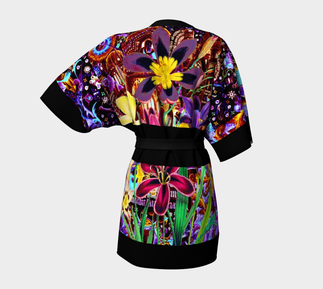 Illumination Kimono Robe preview #4