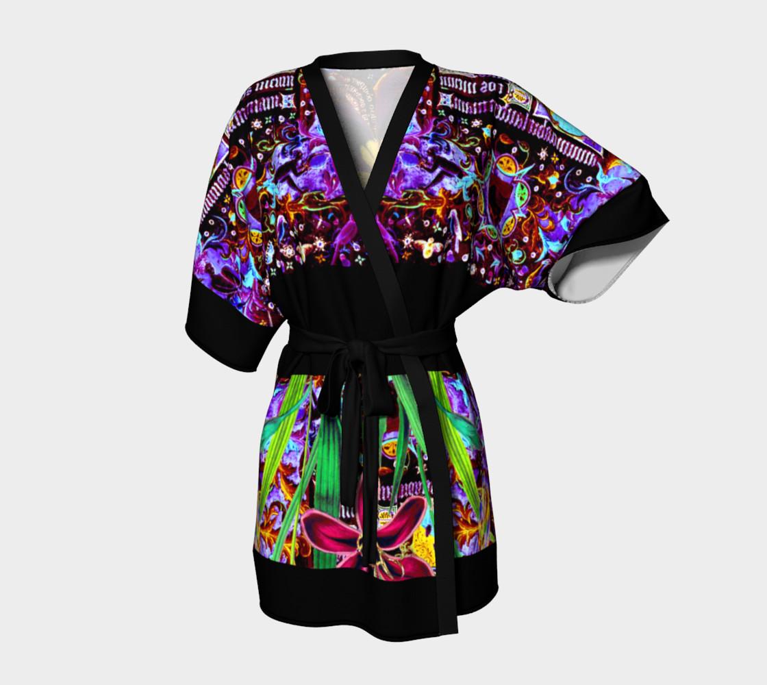 Illumination Kimono Robe preview #1