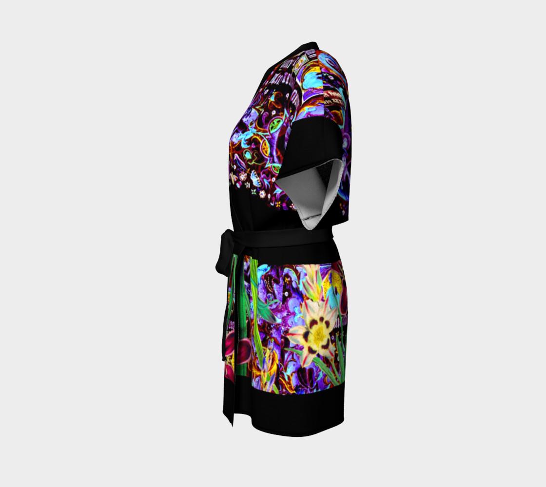 Illumination Kimono Robe preview #2
