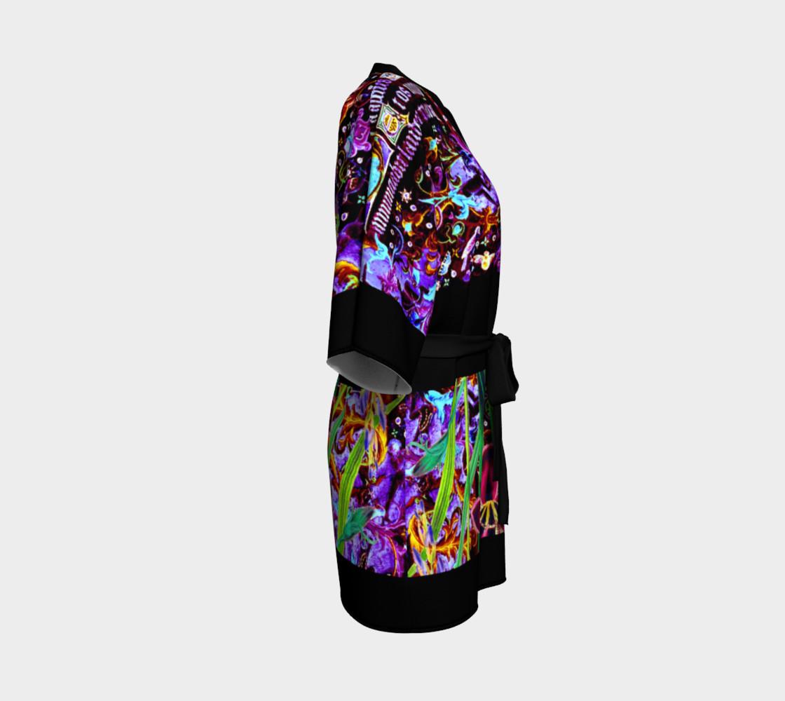 Illumination Kimono Robe preview #3